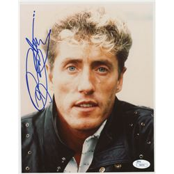 Roger Daltrey Signed 8x10 Photo (JSA COA)