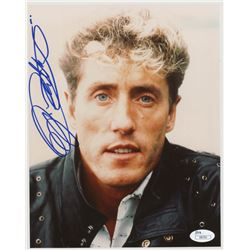 Roger Daltrey Signed 8x10 Photo (JSA COA)