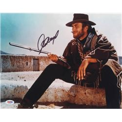 """Clint Eastwood Signed """"The Good, The Bad and The Ugly"""" 11x14 Photo (PSA LOA)"""