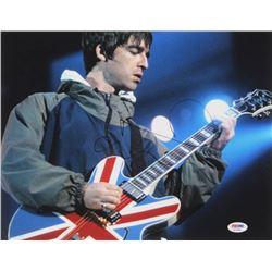 Noel Gallagher Signed 11x14 Photo (PSA COA)