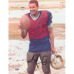 Adam Sandler Signed  The Longest Yard  8.5x11 Photo (PSA COA)