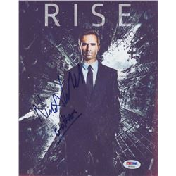 "Néstor Carbonell Signed ""Rise"" 8x10 Photo Inscribed ""Gotham"" (PSA COA)"