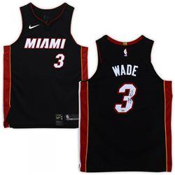 Dwyane Wade Signed Miami Heat Jersey (Fanatics Hologram)