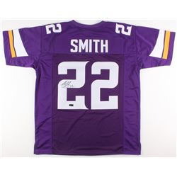 Harrison Smith Signed Minnesota Vikings Jersey (Radtke COA)