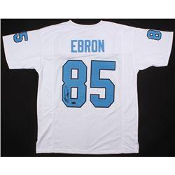 Eric Ebron Signed North Carolina Tar Heels Jersey (Radtke COA)