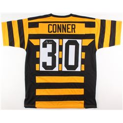 James Connor Signed Pittsburgh Steelers Throwback Jersey (Radtke COA)