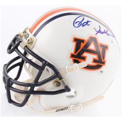 Pat Sullivan Signed Auburn Tigers Mini-Helmet (JSA COA)