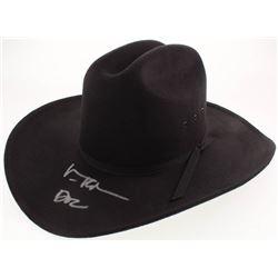 "Val Kilmer Signed ""Tombstone"" Cowboy Hat Inscribed ""Doc"" (Beckett COA)"