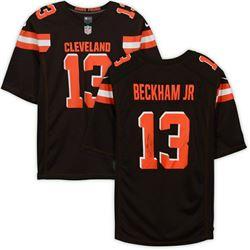 Odell Beckham Jr. Signed Cleveland Browns Jersey (Fanatics Hologram)