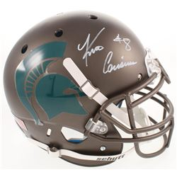 Kirk Cousins Signed Michigan State Spartans Full-Size Authentic On-Field Helmet (Radtke COA)