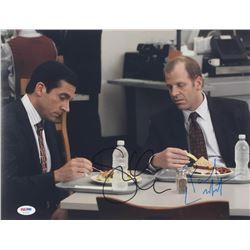 "Steve Carell  Paul Lieberstein Signed ""The Office"" 11x14 Photo (PSA COA)"
