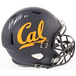 Keenan Allen Signed California Bears Full-Size Speed Helmet (Radtke COA)