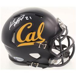 Keenan Allen Signed California Golden Bears Speed Mini Helmet (Beckett COA)