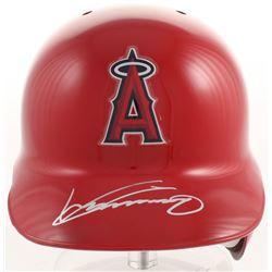 Vladimir Guerrero Signed Los Angeles Angels Authentic Full-Size Batting Helmet (Radtke COA)