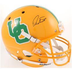 Dan Fouts Signed Oregon Ducks Full-Size Throwback Helmet (JSA COA)