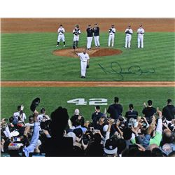 Mariano Rivera Signed New York Yankees 16x20 Photo (JSA COA)