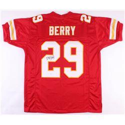 Eric Berry Signed Kansas City Chiefs Jersey (JSA COA)