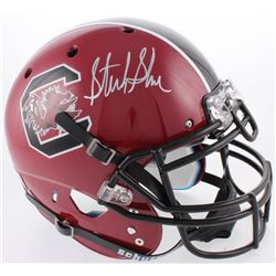 Sterling Sharpe Signed South Carolina Gamecocks Full-Size Authentic On-Field Helmet (Radtke COA)
