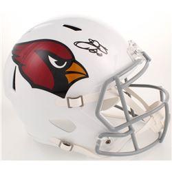 Emmitt Smith Signed Arizona Cardinals Full-Size Speed Helmet (Prova COA)