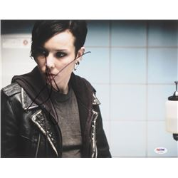 "Noomi Rapace Signed ""The Girl with the Dragon Tattoo"" 11x14 Photo (PSA COA)"