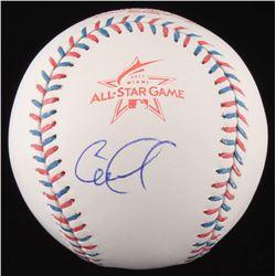 Carlos Correa Signed 2017 All-Star Game Baseball (JSA COA)
