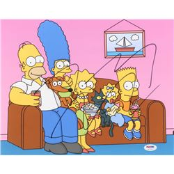 "Danny Elfman Signed ""The Simpsons"" 11x14 Photo (PSA COA)"