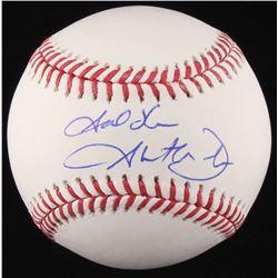 Garth Brooks Signed OML Baseball (Beckett COA)