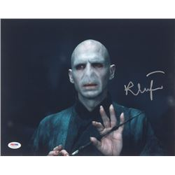 "Ralph Fiennes Signed ""Harry Potter"" 11x14 Photo (PSA COA)"