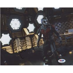 "Paul Rudd Signed ""Avengers: Endgame"" 8x10 Photo (PSA COA)"