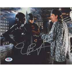 "Tim Burton Signed ""Batman Returns"" 8x10 Photo (PSA COA)"