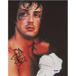 "Talia Shire Signed ""Rocky"" 8x10 Photo (PSA COA)"