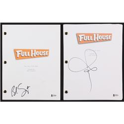 "Lot of (2) Signed ""Full House: Our Very First Show"" Full Pilot Episode Scripts with (1) Bob Saget  ("