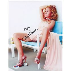 "Hayden Panettiere Signed 8x10 Photo Inscribed ""XOXO"" (PSA COA)"