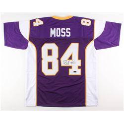 Randy Moss Signed Vikings Jersey (Radtke COA)