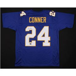 James Connor Signed Pittsburgh Panthers Jersey (Radtke COA)