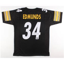 Terrell Edmunds Signed Pittsburgh Steelers Jersey (Radtke COA)
