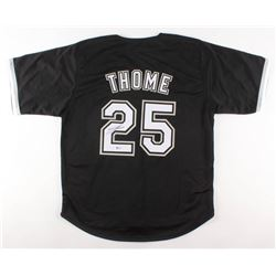 Jim Thome Signed Chicago White Sox Jersey (Beckett COA)