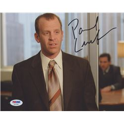 "Paul Lieberstein Signed ""The Office"" 8x10 Photo (PSA COA)"