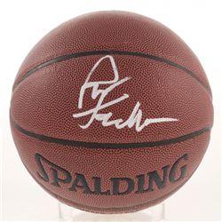 Phil Jackson Signed NBA Basketball (JSA LOA)