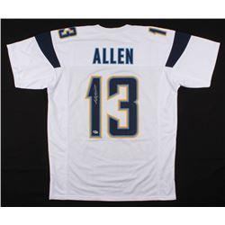 Keenan Allen Signed Los Angeles Chargers Jersey (Beckett COA)