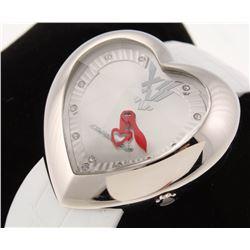 Chronotech Ladies Heart Watch