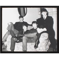 """The Beatles - """"Four Boys from Liverpool"""" Mirrorpix Limited Edition 16x20 Fine Art Giclee on Paper #/"""