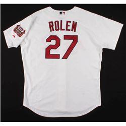 Scott Rolen Team-Issued St. Louis Cardinals Jersey (Celebz Direct Hologram)