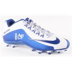 Amari Cooper Signed Team-Issued Nike Alpha Football Cleat (Beckett COA)