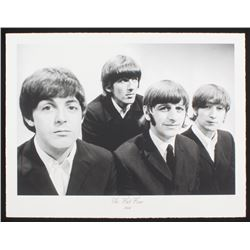 "The Hulton Archive - The Beatles ""The Fab Four"" 17x22 Limited Edition Fine Art Giclee on Paper #/275"