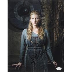 """Katheryn Winnick Signed """"Vikings"""" 11x14 Photo (JSA COA)"""