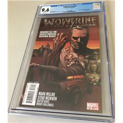 "2008 ""Wolverine"" 2nd Series Issue #66A Marvel Comic Book (CGC 9.6)"