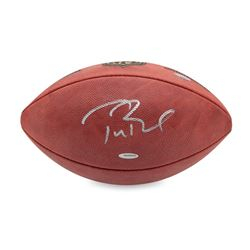 "Tom Brady Signed ""The Duke"" Official NFL Game Ball (UDA COA)"