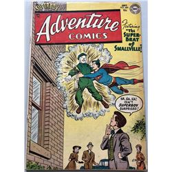 1954  Adventure Comics  1st Series Issue #204 DC Comic Book
