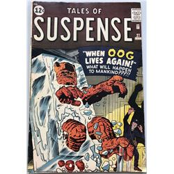 "1962 ""Tales of Suspense"" Issue #27 Comic Book"